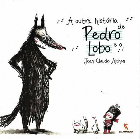 Imagem de Outra historia de pedro e o lobo, a