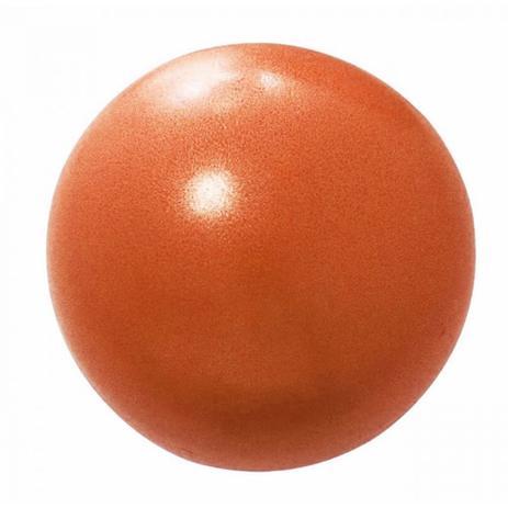 Imagem de Overball para Pilates 25cm Laranja Liveup