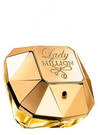 7538a323de Paco Rabanne Lady Million Eau de Parfum Perfume Feminino 80ml - Não ...