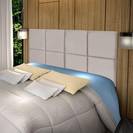 Imagem de Painel Estofado Para Cama Casal DoceLar 140 cm