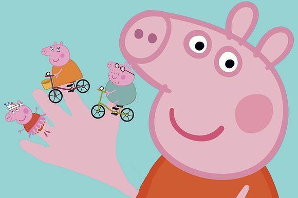 3266be902 Painel Festa Peppa Pig 150x100cm - X4adesivos R$ 45,00 à vista. Adicionar à  sacola