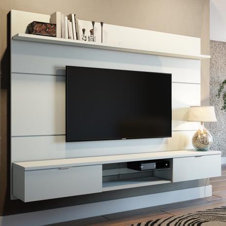 Imagem de Painel para TV 60 Polegadas Soul 2 GV Branco Acetinado