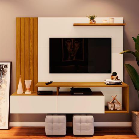 Imagem de Painel para TV ate 65 Polegadas Kiara Casa 812