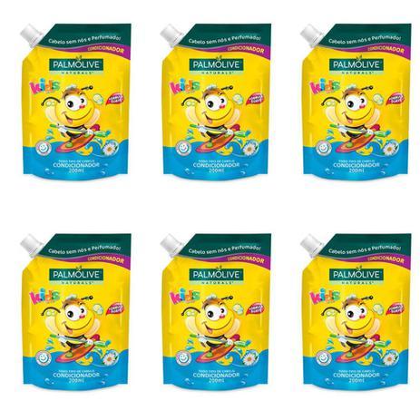 a41589dcd Palmolive Kids Todos Cabelos Condicionador Infantil Refil 200ml (Kit C/06)