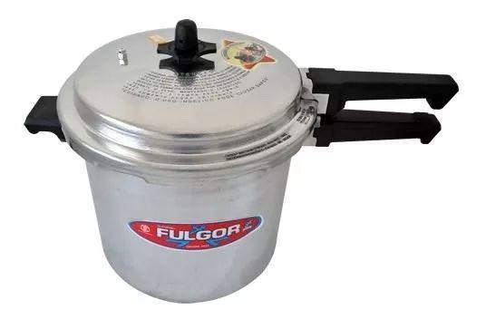Imagem de Panela de pressão industrial polida 20l fulgor - 20pf