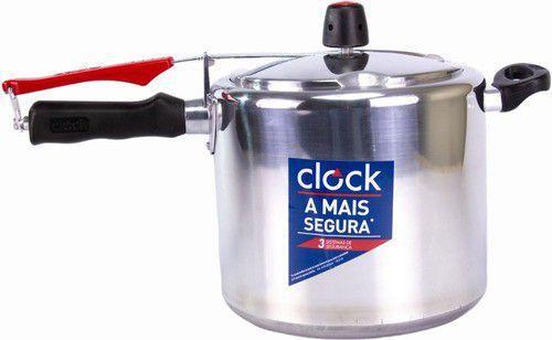 Imagem de Panela Pressao 4,5l Clock Polida Original