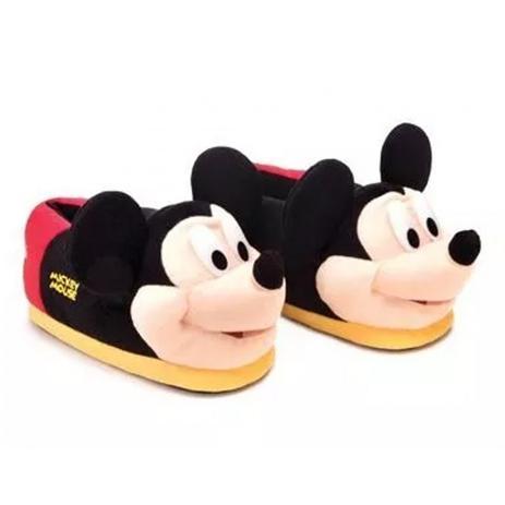 bcf47af24 Pantufa 3d Disney Mickey Mouse 43/44 Ricsen 18379 - Acessórios para ...