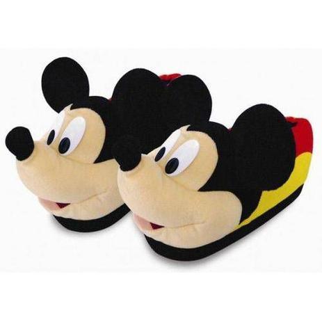 fa53228d2f16f3 Menor preço em Pantufa 3D Mickey Mouse 37/39 - Ricsen