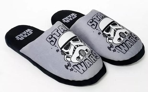 Imagem de Pantufa Chinelo Star Wars Stormtrooper Adulto 39/40 Ricsen 139024