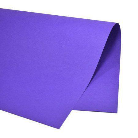 Imagem de Papel Cartão Color Set roxo pacote c/20 folhas