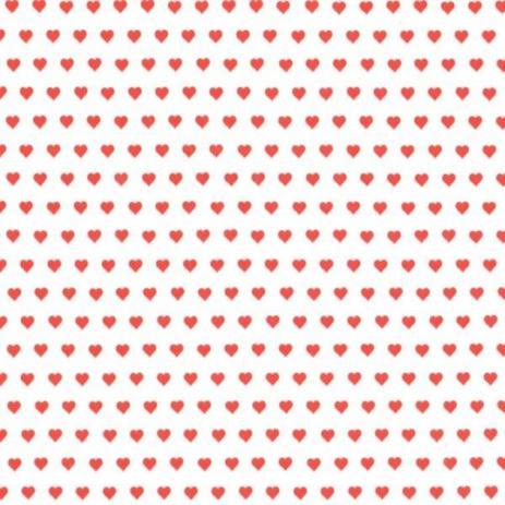 Imagem de Papel ConTact Decorativo / Love  Rolo com 10m x 45cm