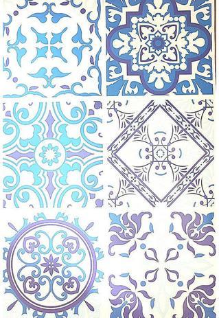 a1237dab5 Papel De Parede adesivo lavavel Para Cozinha Azulejo Português Hidráulico  001 - Fort line