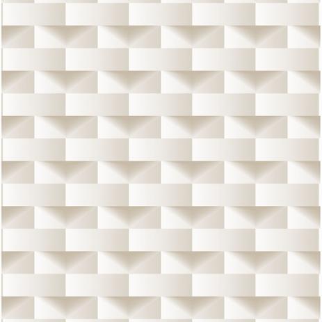 papel de parede geométrico 3d retângulos bobinex dimensões 4701