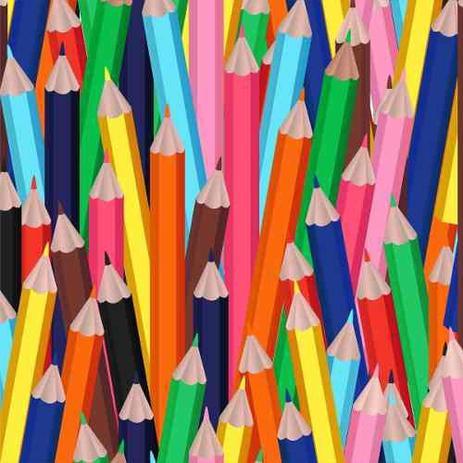 Papel De Parede Lapis De Cor Lapis Colorido Escola Desenho