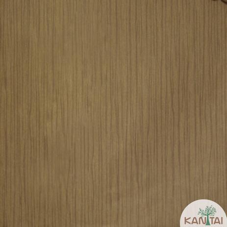 Imagem de Papel de parede  vinílico lavável coleção space ii textura riscada marrom dourado