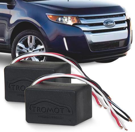 Par Canceller Ford Edge Kit Xenon Farol Baixoe Alto Tromot