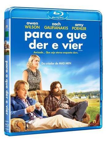 Imagem de Para o Que der e Vier (Blu-Ray)