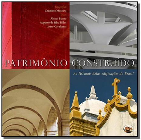 Imagem de Patrimonio construido - as 110 mais belas edificac