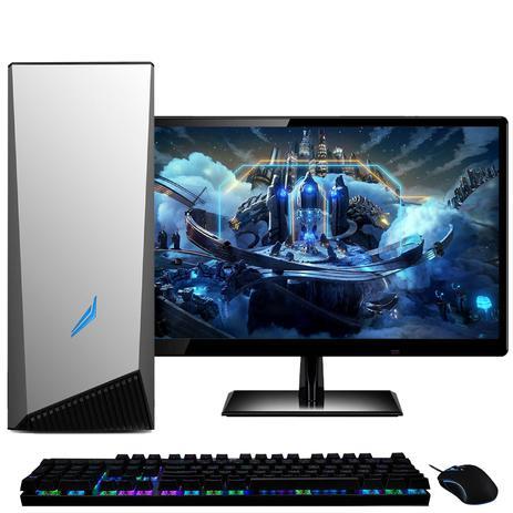 Imagem de PC Gamer 3green Premier AMD A8 9600 8GB (Radeon R7 Series) HD 500GB Monitor LED 19
