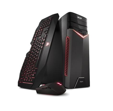 Imagem de PC Gamer Acer Aspire GX-783-BR11 Intel Core i5 8GB 1TB HD GTX 1050Ti 4GB Windows 10