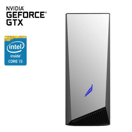 Imagem de PC Gamer EasyPC SilverShield Intel Core i5 8GB (GeForce GTX 1050 2GB) HD 2TB