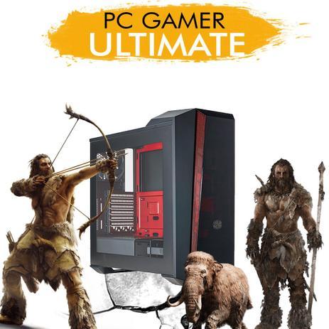 PC Gamer InfoParts ULTIMATE - Intel I7 8700K, GTX 1060 6GB, 1TB, 8GB RAM