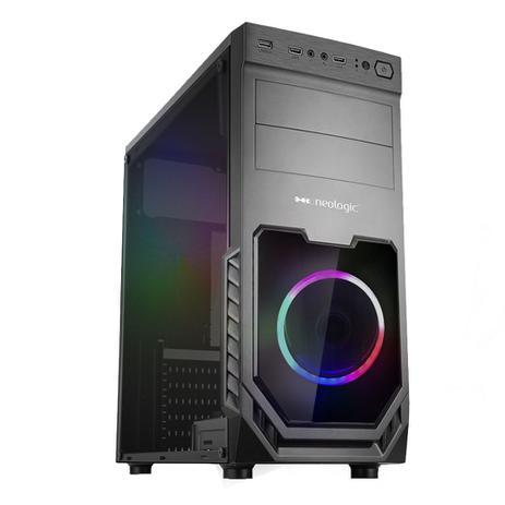 Imagem de PC Gamer Neologic NLI81512 Intel i5-9400F 8GB (RX 570 4GB) 1TB