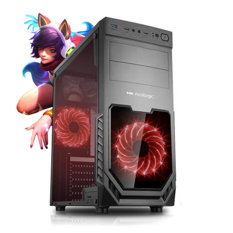 Imagem de Pc Gamer Smart Pc SMT81285 Intel i5 8GB (GeForce GTX 1650 4GB) 1TB