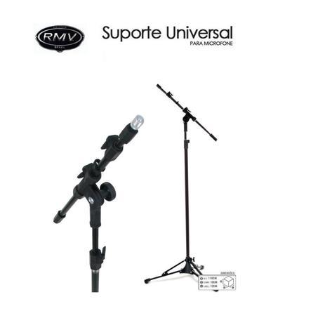 Imagem de Pedestal Para Microfone PSU0090 - RMV