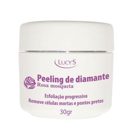 Imagem de Peeling Diamante Rosa Mosqueta Esfoliação Progressiva Lucys 30g
