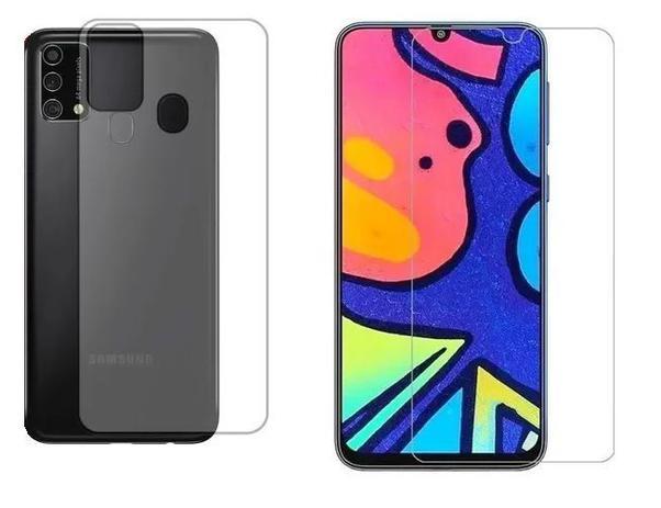Imagem de Película De Nano Gel Flexivel Frente e Verso Anti Risco Samsung Galaxy M21S