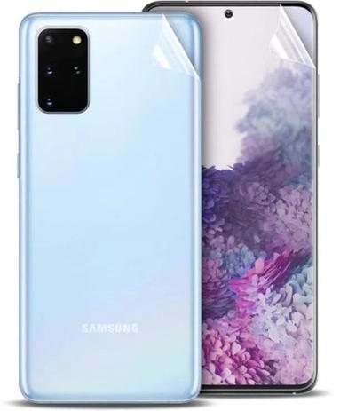 Imagem de Película De Nano Gel Flexivel Frente e Verso Anti Risco Samsung Galaxy S20+ PLUS 6.7