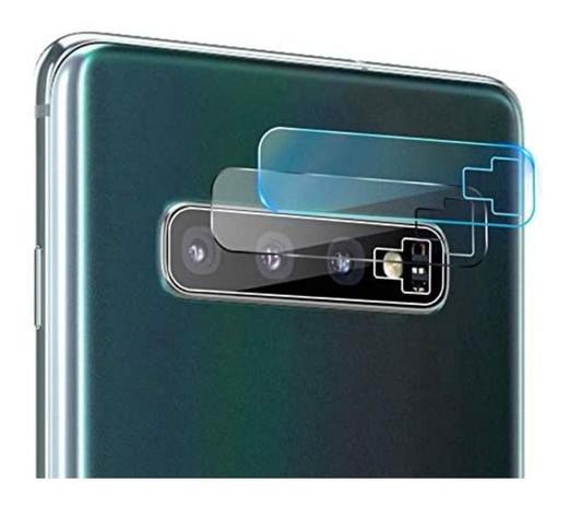 Imagem de Película de Nano Gel Para Lente de Câmera Galaxy S10 / S10 Plus