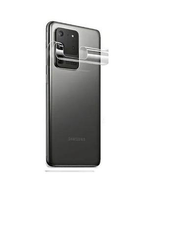 Imagem de Película De Nano Gel Verso Traseiro Anti Risco Samsung Galaxy S20 ULTRA