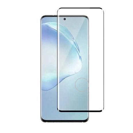 Imagem de Película De Vidro 3d Curvada Full Cover Samsung S20 Plus