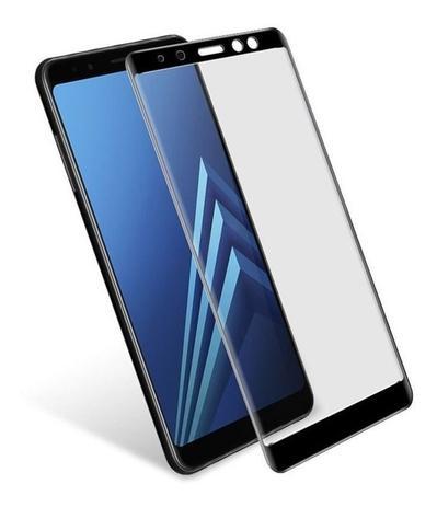 Imagem de Pelicula De Vidro 3d Samsung Galaxy A8 Plus 2018 A730