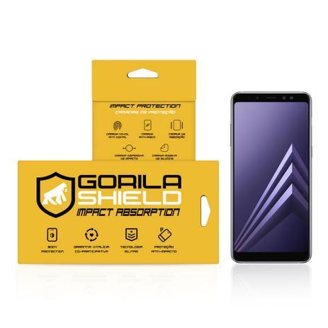 Imagem de Película de vidro Dupla para Samsung Galaxy A8  Gorila Shield