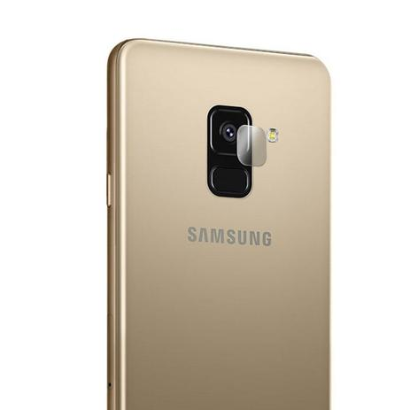 bdd3e14f6ca Película de Vidro para Lente Câmera Galaxy A8 e A8 Plus - Gorila Shield