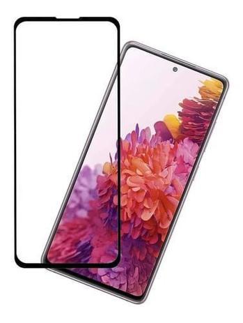 Imagem de Película de Vidro Samsung S20 FE com Borda Preta