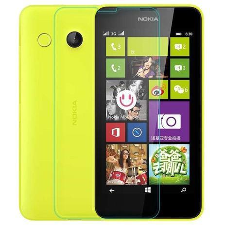 3a9c05a18ff Película de Vidro Temperado Nokia Lumia 630 TV Dual Sim RM-979 Tela 4.5