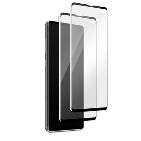 Imagem de Película Gel 5d Nano Galaxy S10+ S10 Plus Cobre Tela 100%