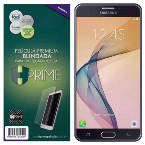d65988d3c Pelicula HPrime Curves Samsung Galaxy J7 Prime - Capinha e Película ...