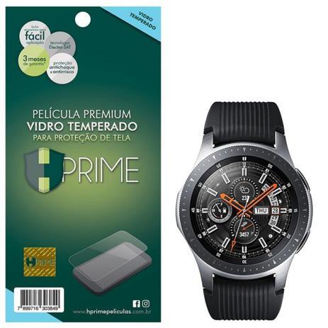 Imagem de Pelicula HPrime para Samsung Galaxy Watch 46mm - Vidro Temperado Transparente
