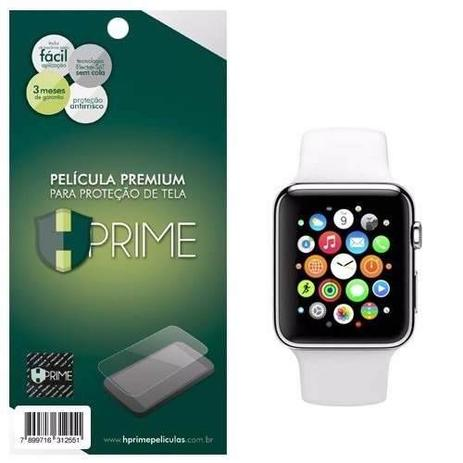 12c06ee89fb Película Hprime Premium Invisível Apple Watch 42 Mm - Hprime películas