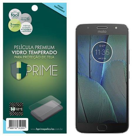 d8334adbb Película Vidro Temperado Premium HPrime Motorola Moto G5S   G5S Plus -  Hprime películas
