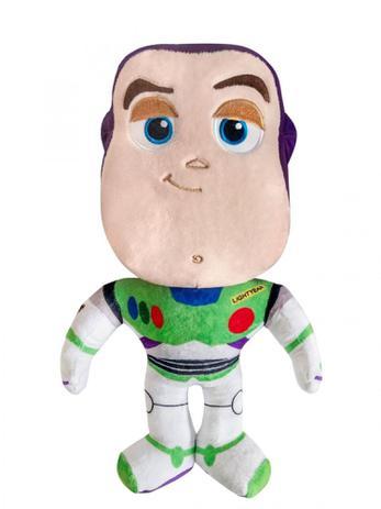 Imagem de Pelúcia Buzz Lightyear Toy Story 4 30cm DTC
