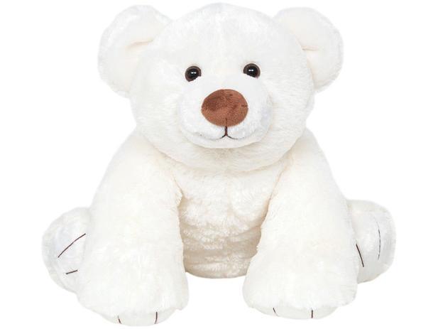 Pelúcia Urso Polar G - Buba - Pelúcia - Magazine Luiza 1b79349a8571a