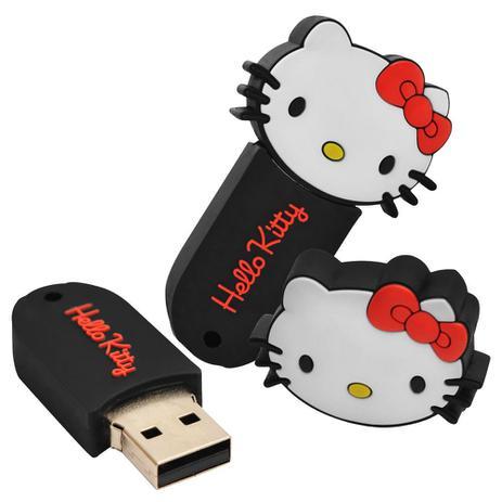Imagem de Pen Drive Disney Hello Kitty