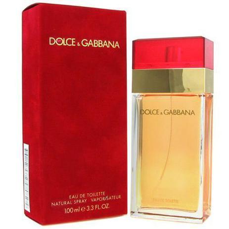 Perfume Dolce Gabbana Clássico Eau de Toilette - Feminino 100 ml - Dolce  gabanna db5f6b8a551