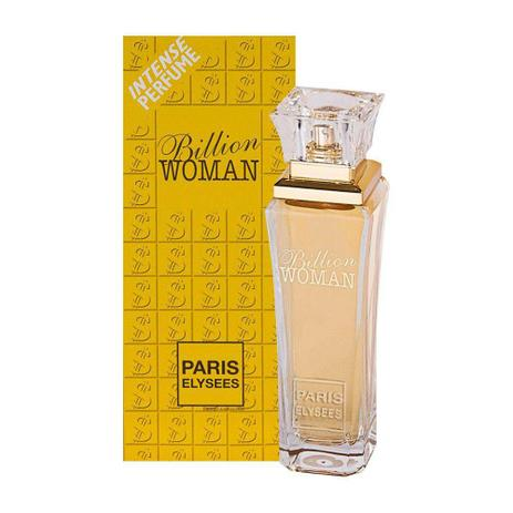 095dcfc948 Perfume Edt Paris Elysees Billion Woman 100ml Feminino - Perfume ...